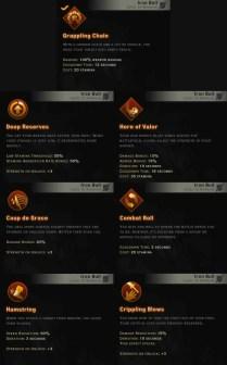 Battlemaster Skills