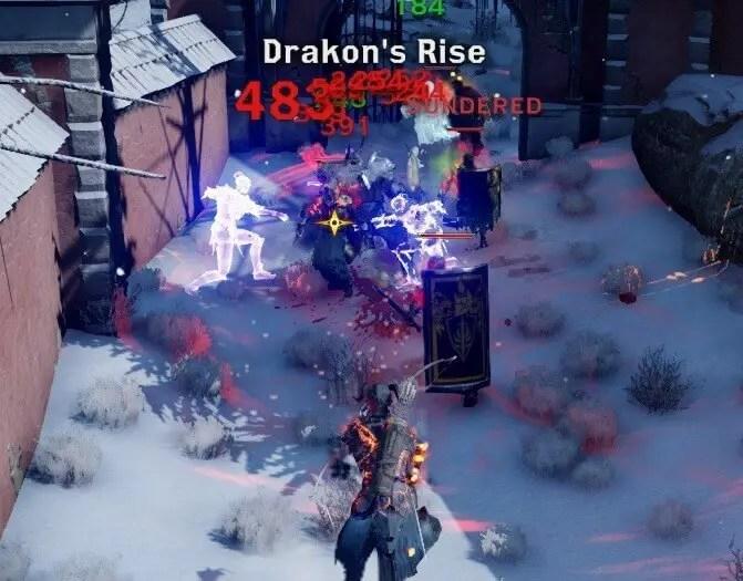 Hidden Blades Masterwork effect - Dragon Age Inquisition