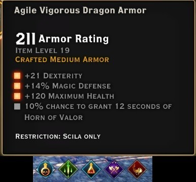 horn of valor