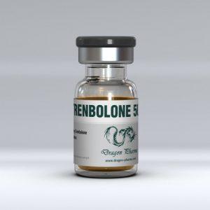 Trenbolone 50 by Dragon Pharma