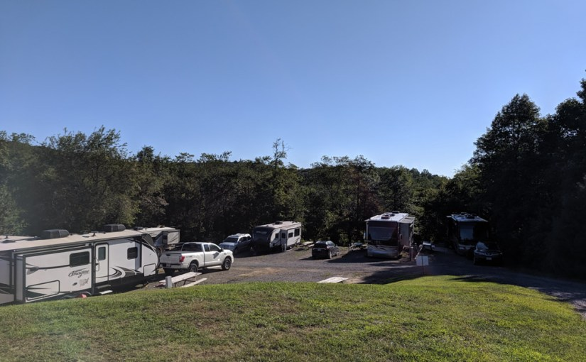 Fancy Gap Cabins And Campground