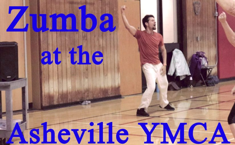 Zumba at the Asheville YMCA
