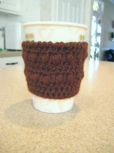 Puffy coffee cozy2