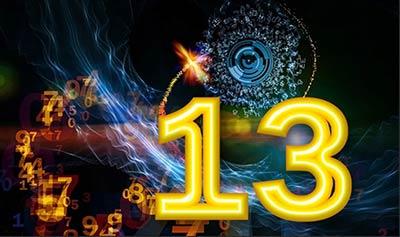 Numer 13: Szczęśliwy czy nie?