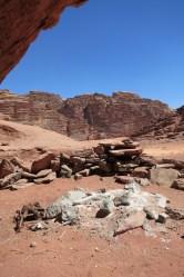 Campfire Wadi Rum
