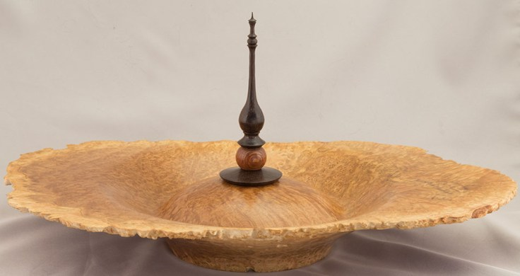Brown Mallee with Finial