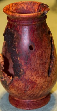 Redwood Vase