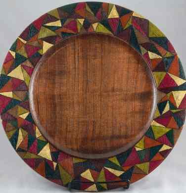 Triangles Platter