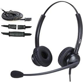 MKJ USB Headset With Microphone