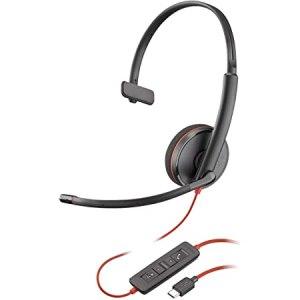 Plantronics Blackwire 3210 USB-A Headset