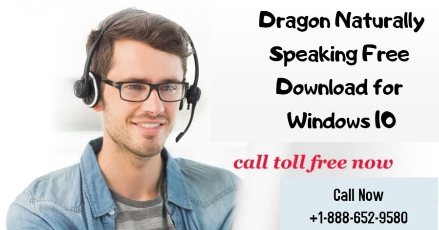 Dragon Naturally Speaking Free Download for Windows 10