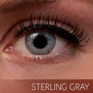 Freshlook Sterling Gray Contact Lenses - 5pair