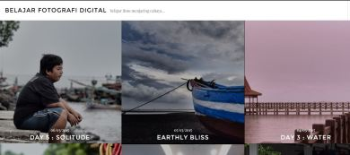 Blog baru (lama) karena hobby baru