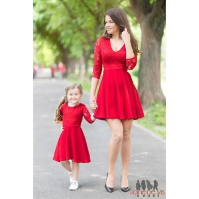 rochii-mama-fiica-de-ocazie-dantela-rosie-800x800