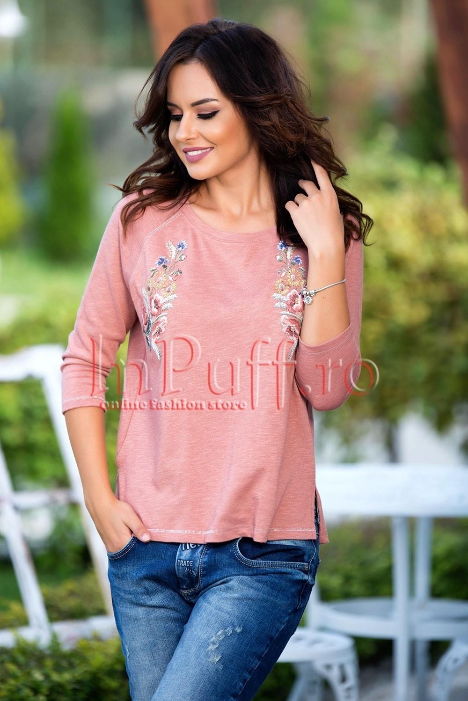 bluza-piersicuta-cu-imprimeu-floral-aplicat-1505206864-4