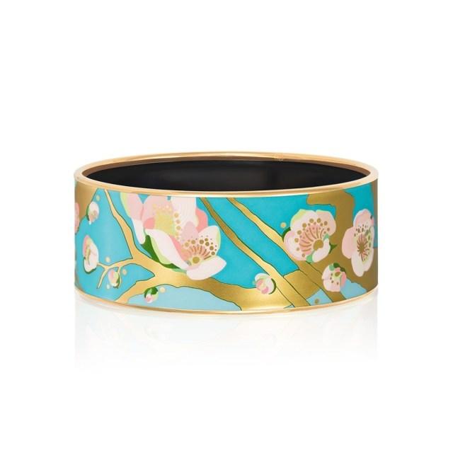 Bratara Donna - Hommage a Van Gogh - Setul L'Amandier turquoise - 4060 lei