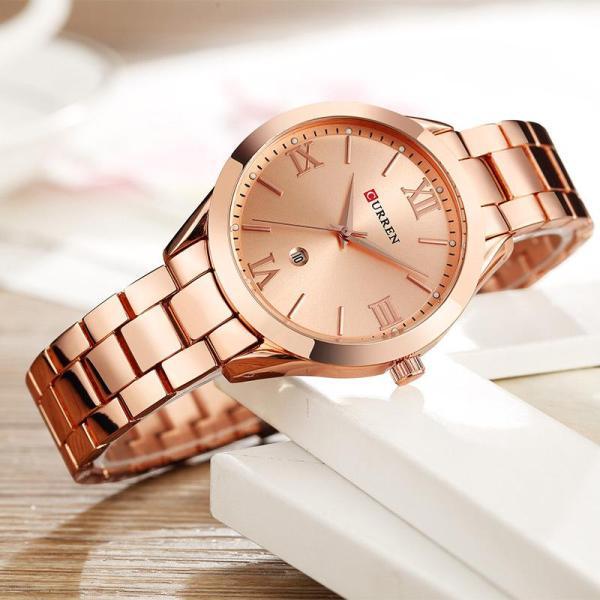 ceas de dama roz prafuit