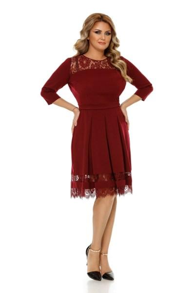 rochie-plus-size-greta-bordo