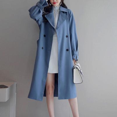 Trenci de dama, moda 2018, lejer, lung