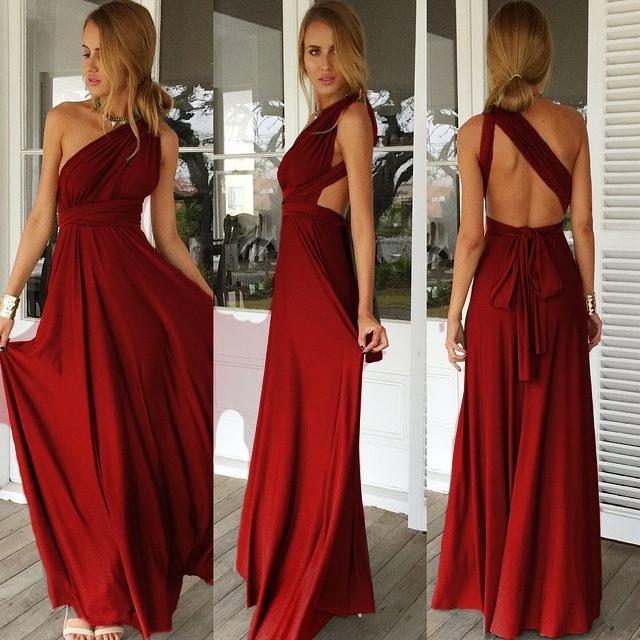 rochie de ocazie versatila