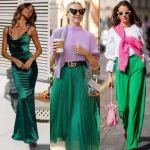 Top 5 piese vestimentare verzi pe care le poti adauga in garderoba ta