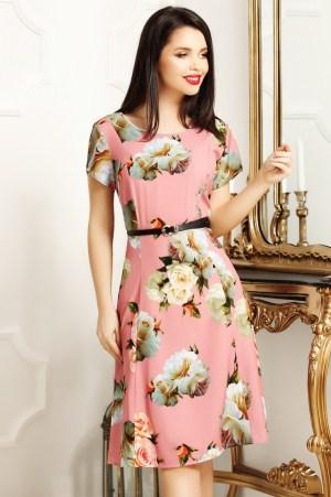 Rochie cu imprimeu floral Lorena