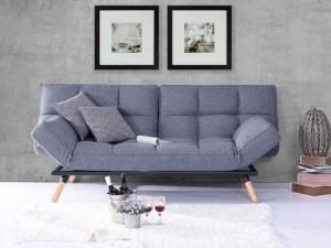 Canapea extensibila 3 locuri Fenna Blue