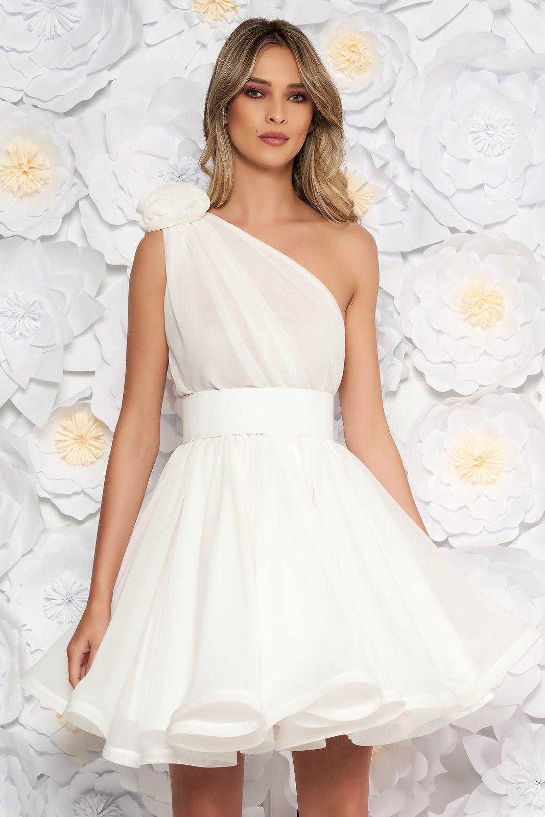 Ana Radu Soft Wings DarkBlue Dress