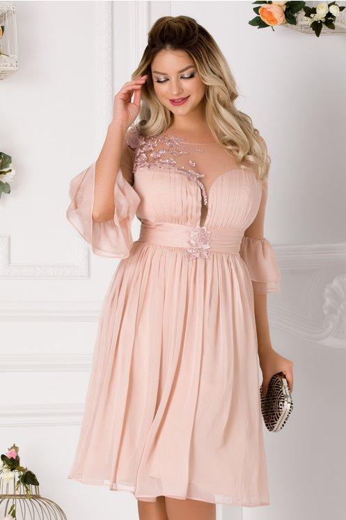 Rochie de ocazie scurta eleganta