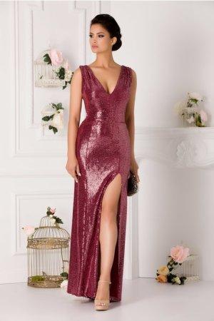 Rochie de seara din paiete