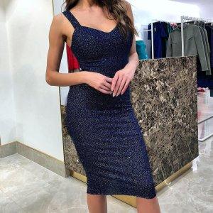 Rochie de seara eleganta cu sclipici