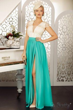 Rochie de seara lunga eleganta din dantela