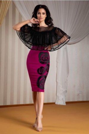 Rochie eleganta de zi