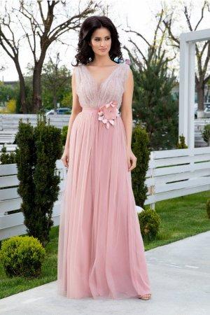 Rochie lunga eleganta de ocazie