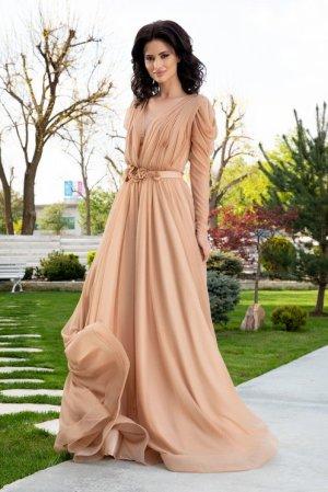 rochie lunga de bal si banchet