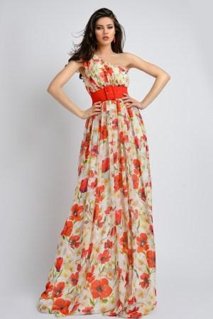 rochie-lunga-din-voal-cu-imprimeu-floral