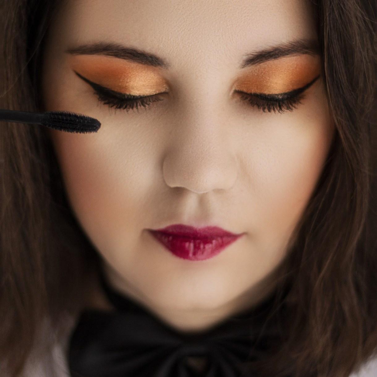 sweet january makeup