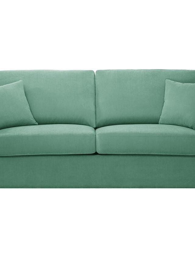 Canapea living verde menta 3 locuri Dasha