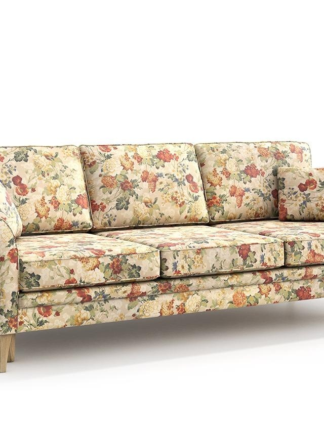 Canapea extensibila 3 locuri Juliett Femme