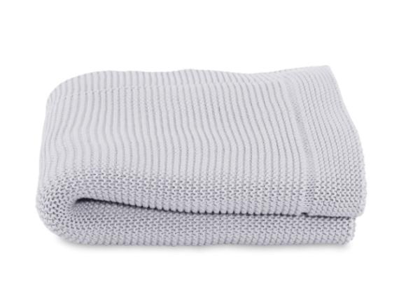 Paturica tricot pentru bebelusi