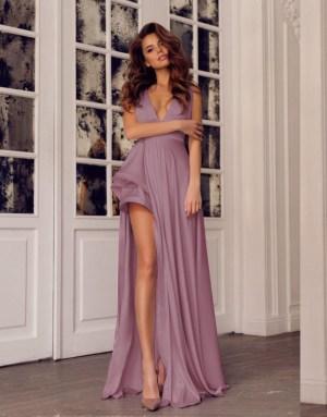 Rochie de seara eleganta si rochie de ocazie lungaRochie de seara eleganta si rochie de ocazie lunga