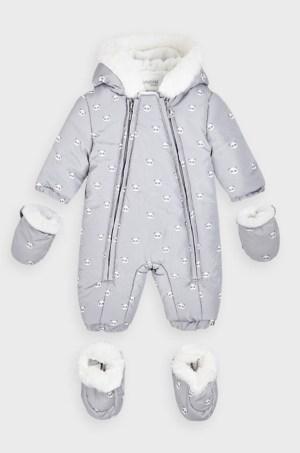 Mayoral Newborn - Combinezon bebe 55-86 cm