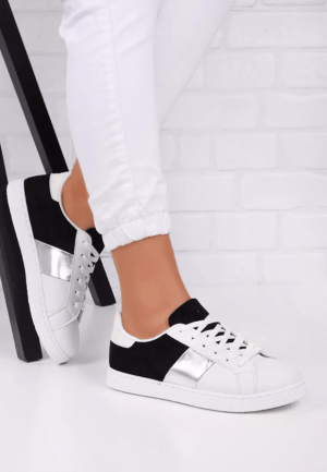 Pantofi sport dama Pehova V1 Albi