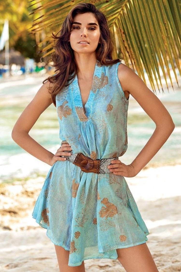 Rochie de plaja Mika