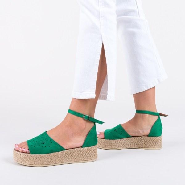Sandale Milina Verzi