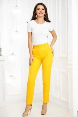 Pantaloni Fathia Yellow