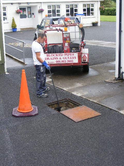 Drain cleaning Westmeath - The Midlands no.1 drain cleaning company