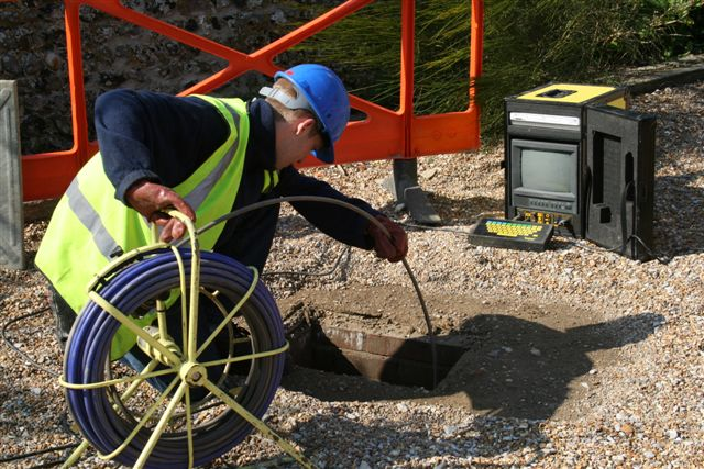 CCTV drain survey | CCTV drain survey price |  sewer CCTV inspection | Drain cleaning Meath