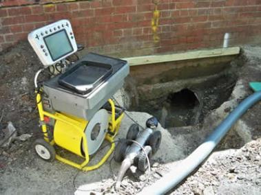 Plumbing Camera