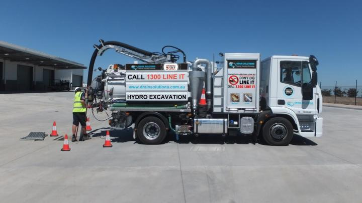 Drain Solutions Equipment - Gallery